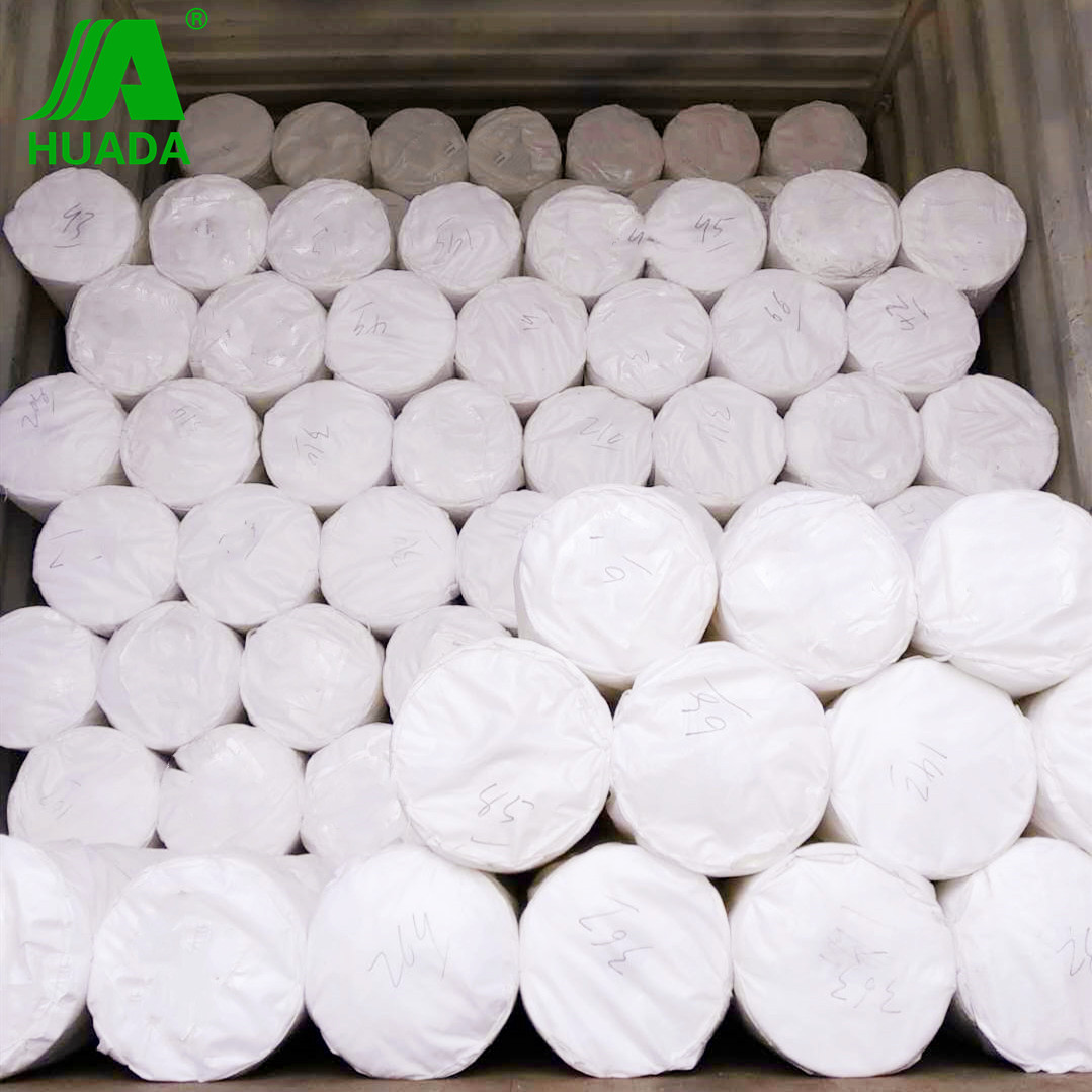 Absorbent High Quality Medical Dressing Jumbo Gauze Roll Bleached 100% Organic Cotton Fabric Big Surgical Rolls 24*20 Mesh