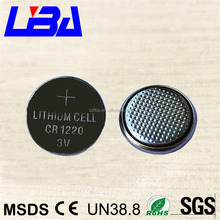 CR1220 3V Button Cell/Coin battery manufacturer