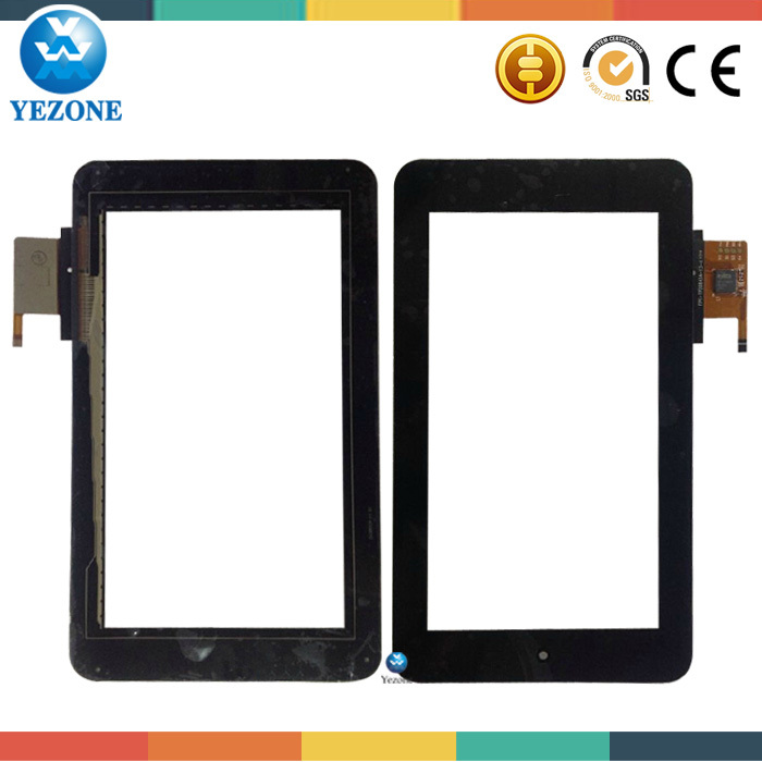 10 Year Wholesale Original Touch Screen Digitizer For HP Slate 7 touch Screen .Touch Glass For HP Slate 7 Glass 7 inch