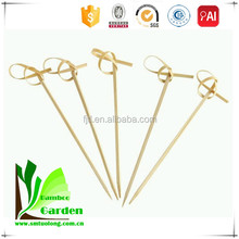 Barbecue Disposable Bamboo Skewer for Sales