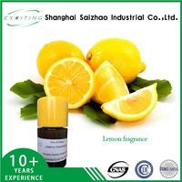 Scented Oils Car Air Freshener Lemon fragrance