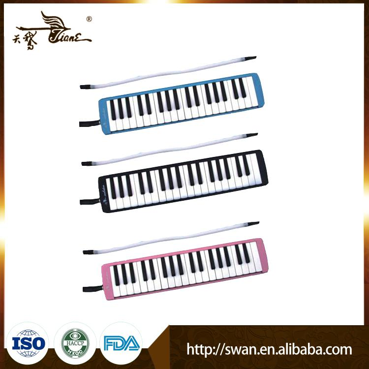 colorful 37 key melodica