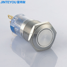 Factory direct sale momentary normally open normally closed push button switch