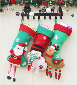 christmas tree hanging decoration fabric christmas gift bag