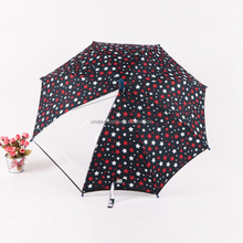 Cute Kids Cartoon Umbrella Princess Umbrella safety reflective umbrella