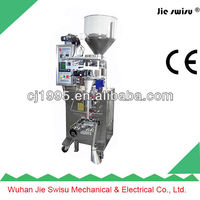 clear plastic bags liquid packing machine