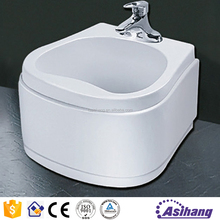 special style very small acrylic baby bathtub