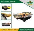 XBH 8X8-2A Jet propelled vehicle Floating go any way Amphibious ATV Crossing river car