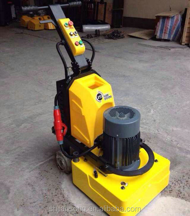 Concrete grinder polisher diamond floor grinder grinding for Floor grinding machine