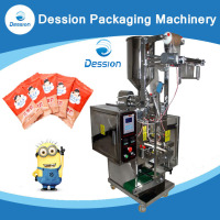 Automatic Sachet Skin Whitening Cream Packing Machine