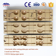 milk candy molds ,lollipop candy mould line and chocolate bar