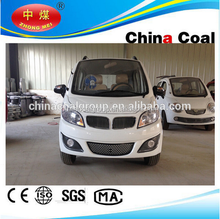 Cheap Chinese Electric vehicle mini car factory supplier smart car for adult