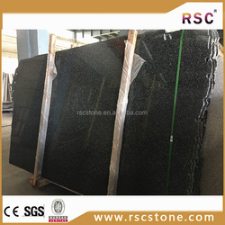 Bengal black granite , China black granite