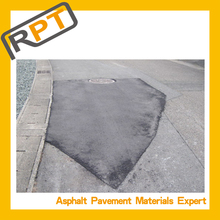 Instant road repair by Roadphalt cold asphalt