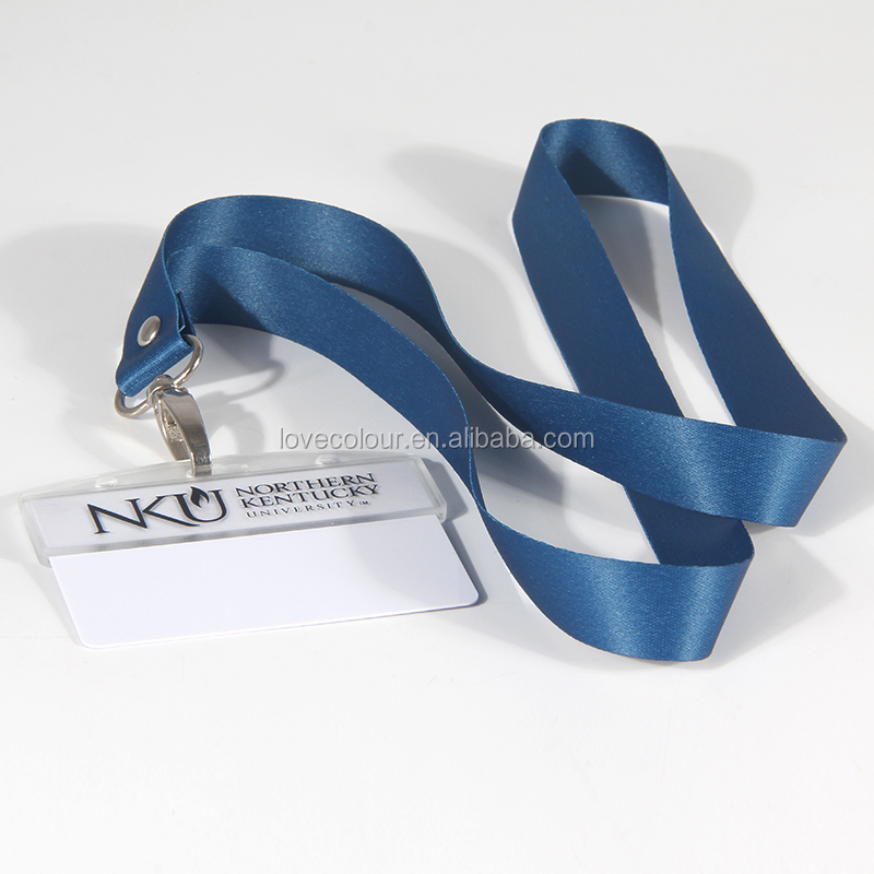 Custom teacher/school/office/worker/nurse lanyard with printing logo