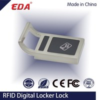 Security Cabinet Lock RFID Combination Cabinet Lock Cabinet Slide Lock with Key