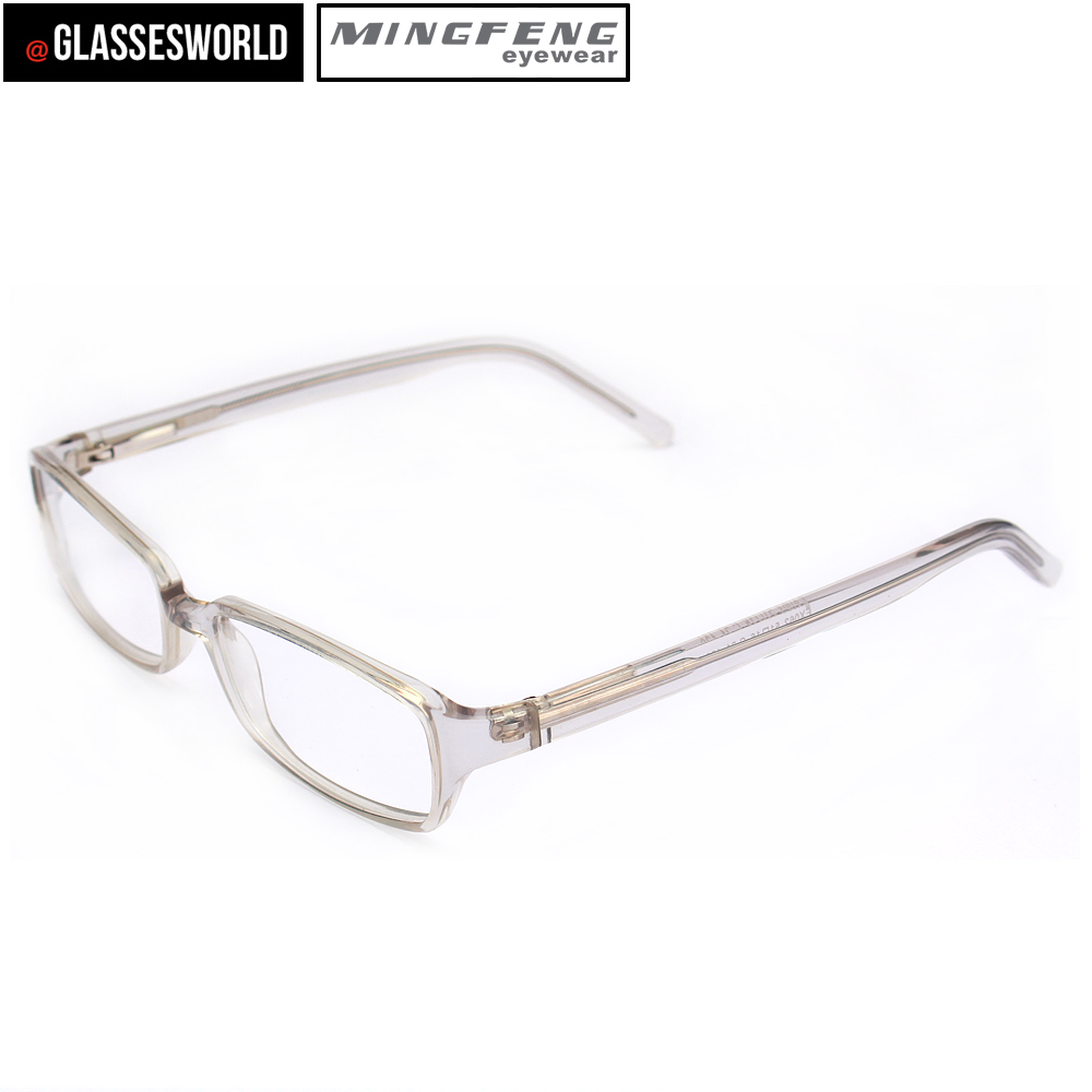 Hand made Acetate Optical Frame Spring hinge Eyeglasses Frame EX062