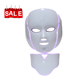 7 Colors Skin Care PDT LED Facial Mask Light Therapy