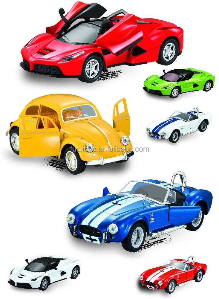 Model car 1 32 Alloy diecast model car with light and sounds