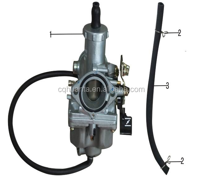 China motorcycle parts carburetor CS125 DS125/ JIANSHE / UNIVERSAL