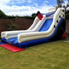Commercial Inflatable dry Slide For Sale, Titanic theme inflatable slide for kids