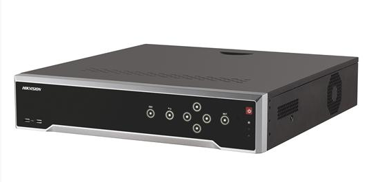 DS-7732NI-K4 Hikvision 32CH NVR 4 SATA 4K UHD NVR Support H.265 IP camera up to 8MP HDMI/VGA output USB 3.0 CCTV NVR