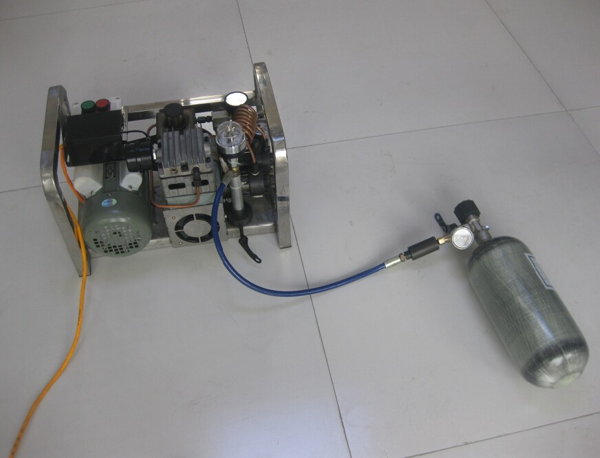 4500psi high pressure air compressor for Paintball