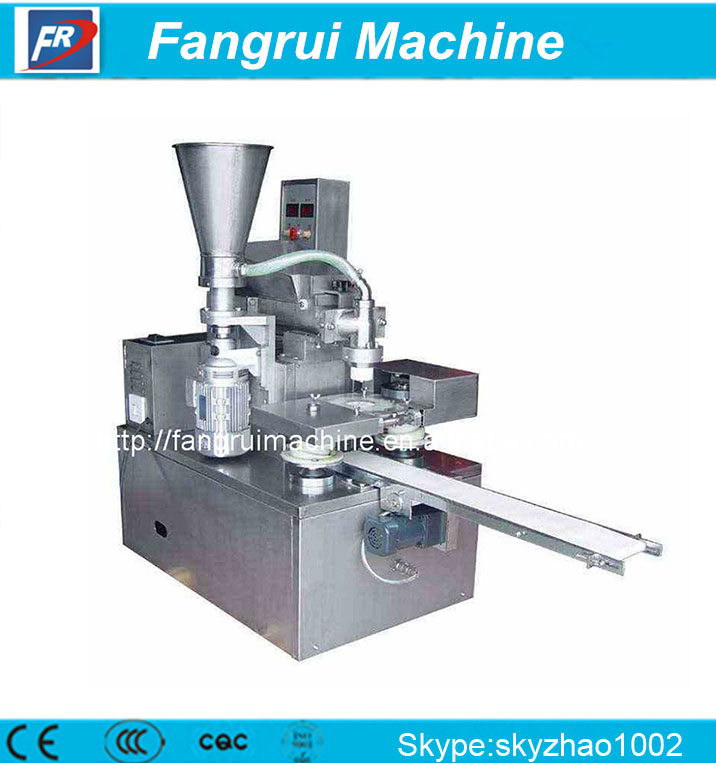 Low cost-in-use automatic wheat flour steamed stuffed bun machine