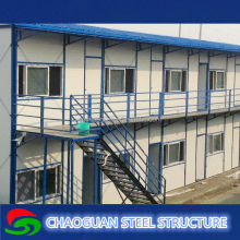 Cheap and easy install prefabricated site office