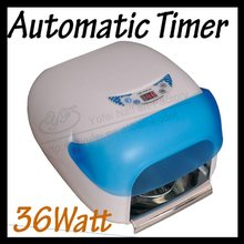 Uspicy DIY Cure Nail Dryer Pro Finish Quick Dry 36W UV Lamp NAIL