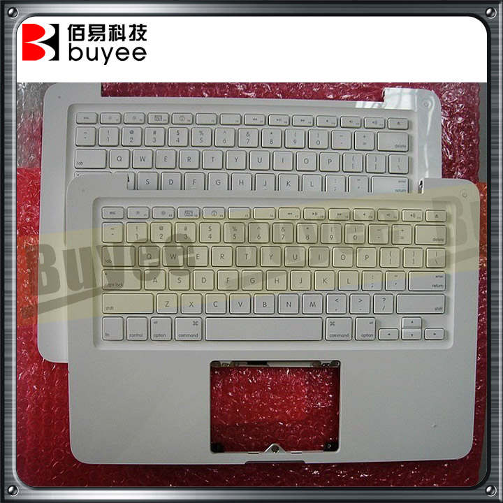 wholesale laptop keyboard top case for macbook a1342 mc207 mc516
