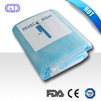 Best Price and good quality fenestrated surgical medical drape