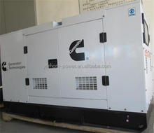 Hot Sale 500KVA CUMS Diesel Generator Sets with Original Stamford or Brushless alternator three phase
