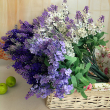 artificial flowers making for home decoration wedding forget me not flower