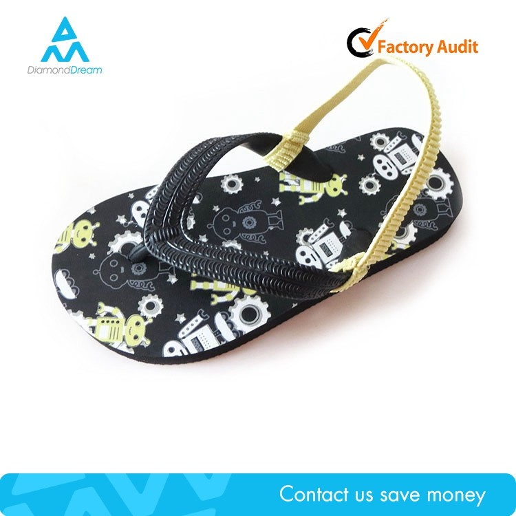 slipper for child , fancy indoor child rubber bedroom summer slipper