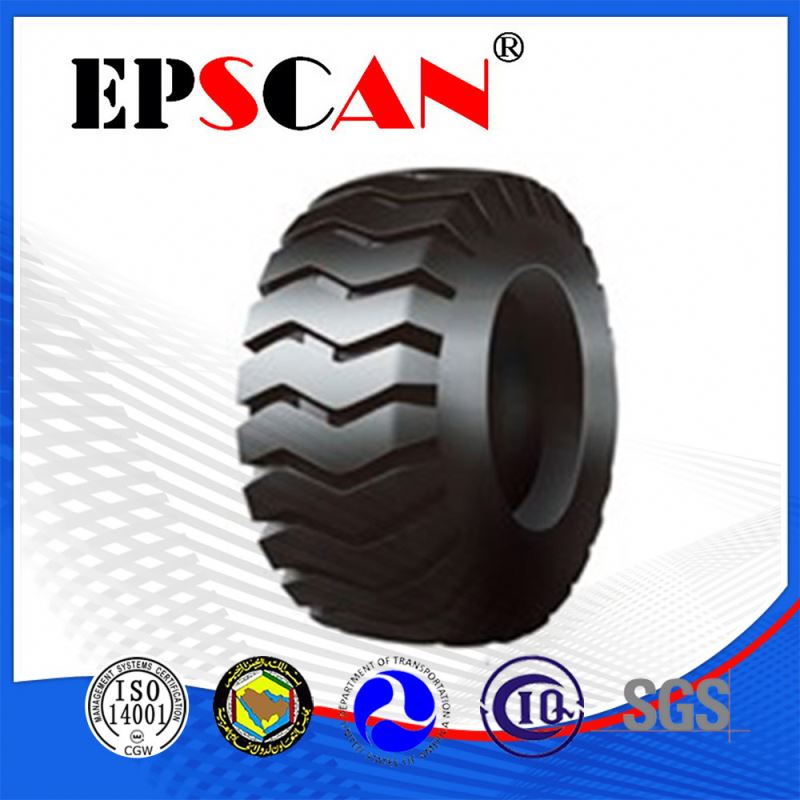 16.00-24 Solid Otr Tyre Off The Road Tyre Used For Loader And Grader