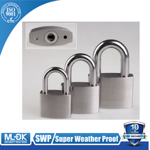 Rust Proof Stainless Steel Locks for Telecommunications Station