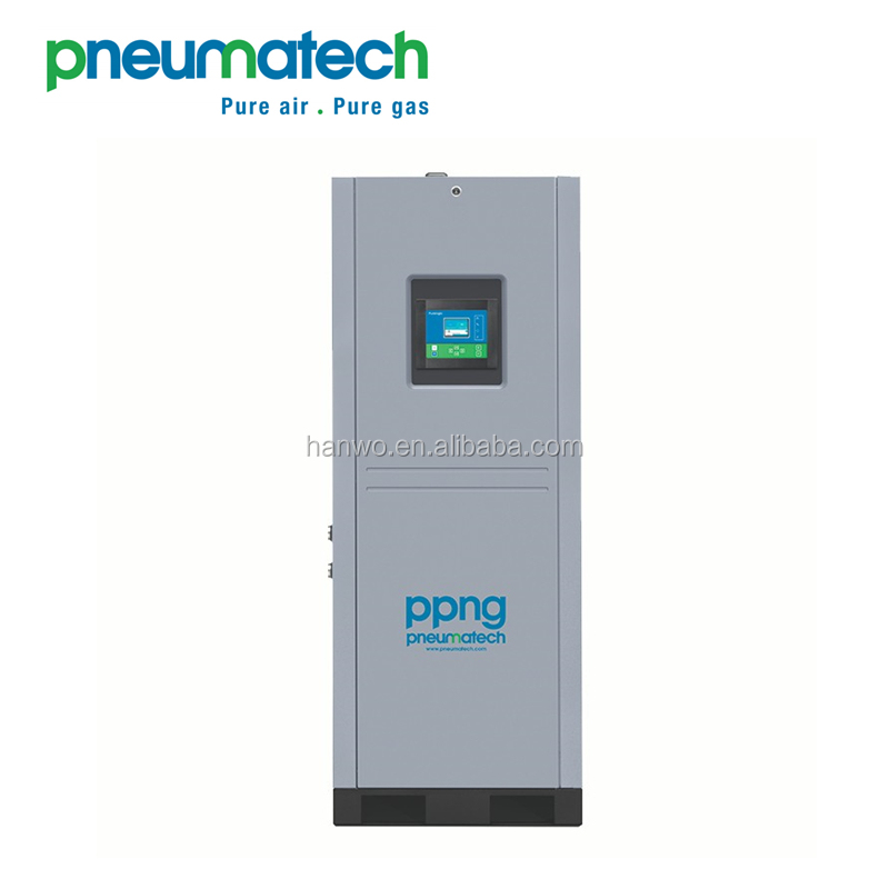 Atlas Copco Pneumatech nitrogen generator pressure swing adsorption PSA 95% 99.9% 99.999% 150PSI 230V ISO8573 max. 13bar