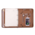 6000-10000mAh Power Bank manager folder Calculator Chancery Supplies PU Leather filing holder