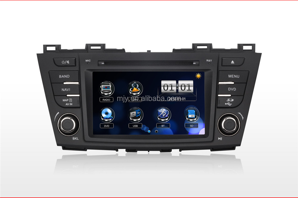 Year 2011 Car DVD GPS Navigation System for Mazda 5