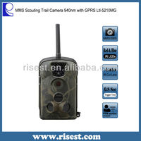 MMS Extend or Internal Antenna Scout hunting Camera for Animal Surveillance and Farm Secutiry Ltl-5210MG