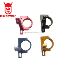 Witsport Aluminum alloy Bicycle Front derailleur clamp hanger Bicycle Bike spare part