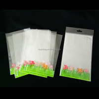 Virgin Material Small Wholesale Festival Items Printed Plastic promotion Bags plastic packaging bag