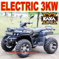 3000W 72V Electric Quad Bike