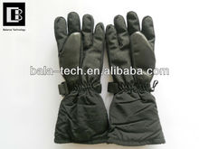 Electric heated snowboard gloves