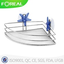Single Iron Wire Storage Rack for bathroom