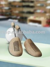 wooden shoe tree for shoe-D014A