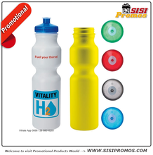 28 Oz. Value Bike Water Bottle (T627823)