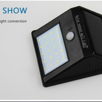 Solar Wall Lamp 20 LED Solar