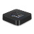 wholesale sell Android TV box Amlogic S905X Quad core stalker iptv box MEELO+ XTV H.265 4K IPTV set top box support XTREAM CODES